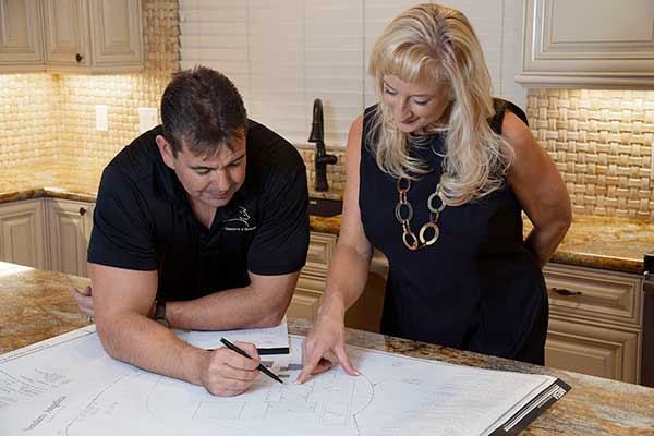 Paul and Cari Lyttle of Regal Concepts and Designs Home Remodeling in San Diego