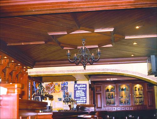 Irish Master Craftsman's Pub
