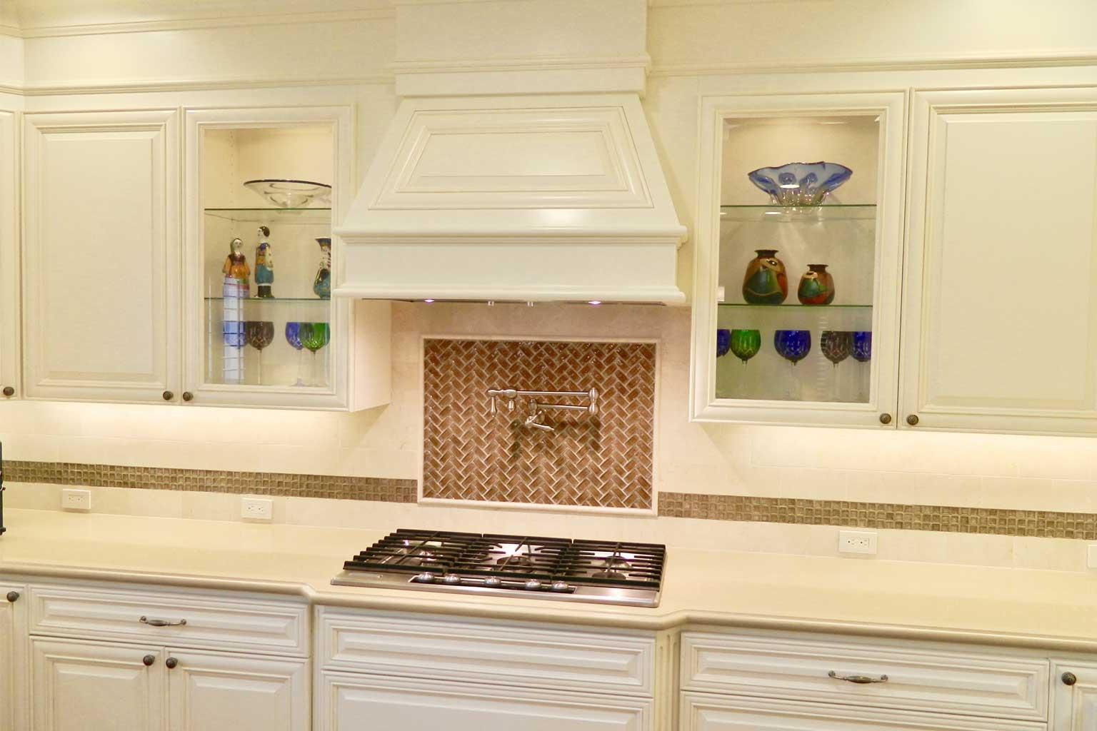 Custom Kitchen remodel  La Jolla