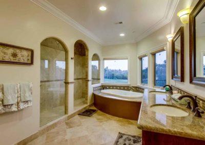 Copper Tub Bathroom Remodle