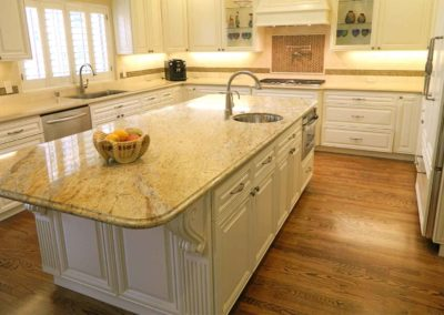 Traditional Shaker Kitchen Remodel