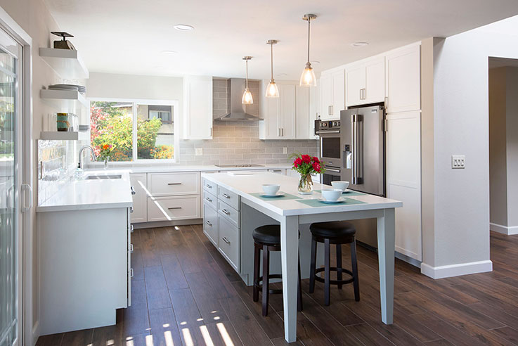 Kitchen Remodel by Regal Concepts and Designs